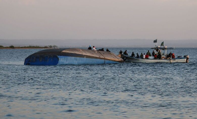 Tanzania ferry disaster toll rises to 151. The death toll after a ferry capsized in Lake Victoria has risen to 151, state-run TV station TBC