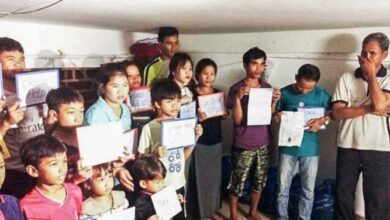 'Immigration raids continue' despite Bangkok's promises. Thirty Cambodian nationals from the Jarai minority group, also known as Montagnards