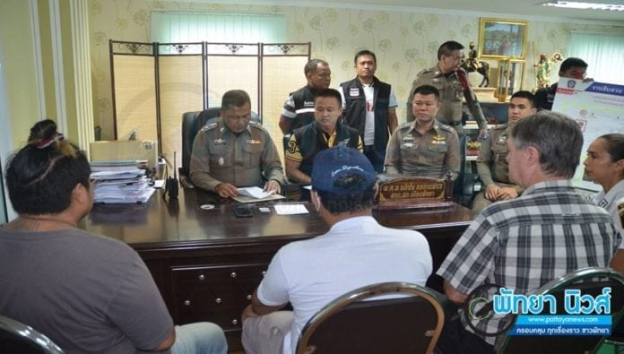 British pensioner robbed of B200,000 by fake Pattaya cop. Police in Pattaya have arrested a man who was posing as a police officer to extort