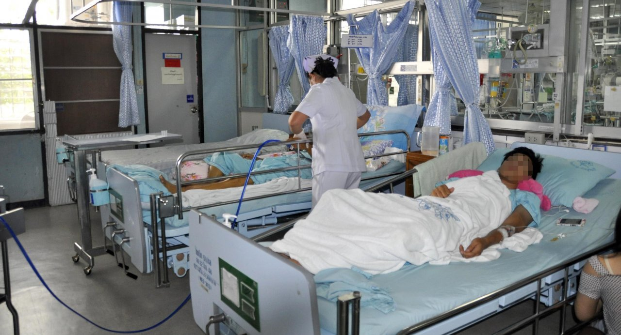 Dengue cases plummet by half over 5-year average. The number of dengue patients has fallen sharply from no fewer than 5,000 per week to 3,000 at most