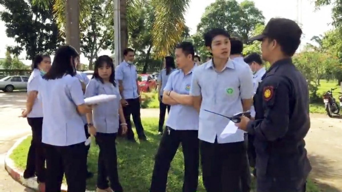 Flu outbreak in Trang prison infects 158 inmates