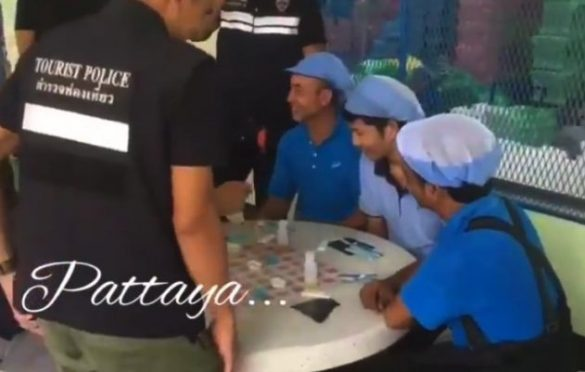 Foreigners targeted for drug testing in Thailand. Pattaya Update news reported that two Sri Racha factories employing foreign workers were