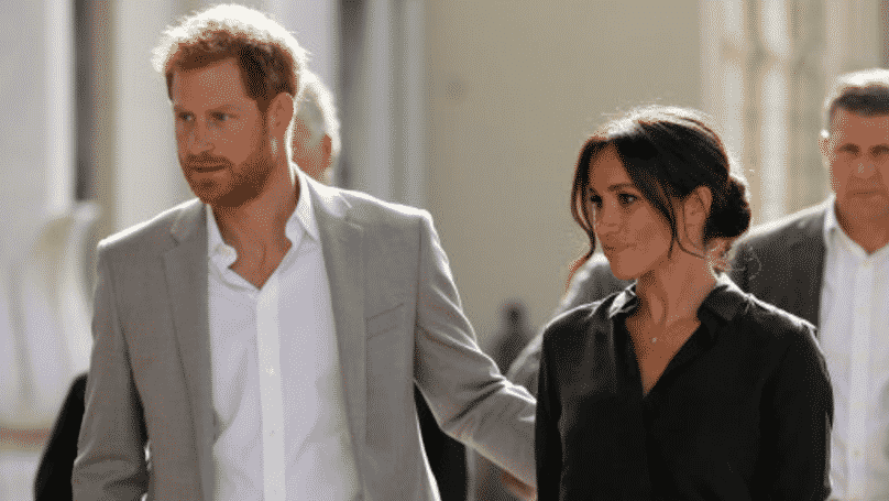 Harry And Meghan Slammed For Announcing Baby News