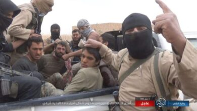 ISIS take 700 hostages and are executing 10 EVERY DAY. ISIS has taken nearly 700 people hostage including several European and US Nationals in Syria