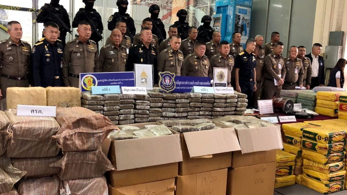 Integrated police intel leads to holiday arrests of 14, major border drug seizures