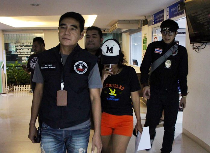 Japanese pedophile, Thai pimp busted. A 20-year-old Thai woman was arrested for allegedly pimping out an underage girl to a Japanese expat in Jomtien Beach.