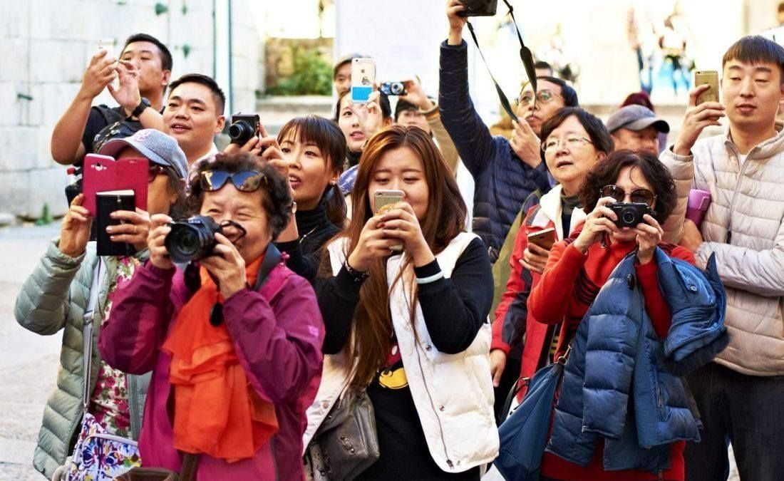 More Chinese prefer Japan to Thailand for 'Golden Week' holiday