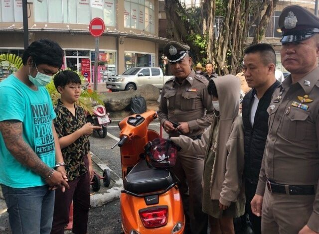 Pattaya Police Chief warns criminals: If you are a criminal in