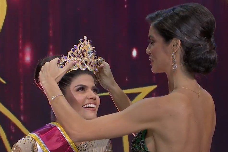 Philippines's Sharifa Akeel crowned Miss Asia Pacific International 2018