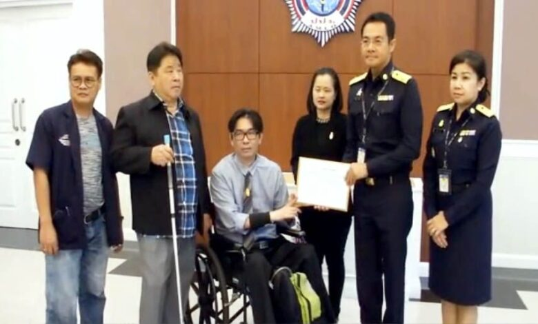Probe finds Bt14m irregularities in fund for physically challenged