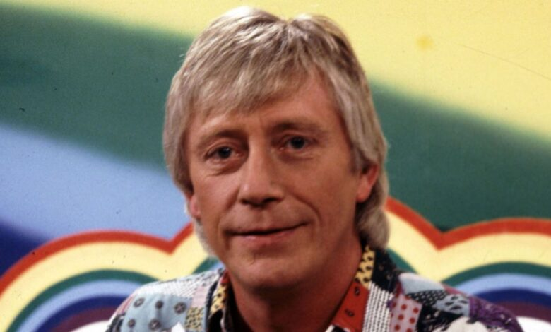 Rainbow presenter Geoffrey Hayes dies aged 76. Geoffrey Hayes appeared alongside children's TV favourites Zippy, George and Bungle in more
