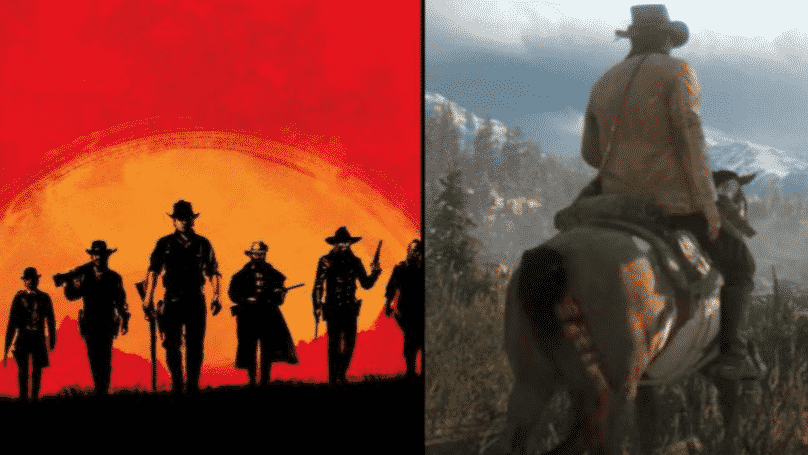 'Red Dead Redemption 2' Smashes Record Opening Weekend In Entertainment History