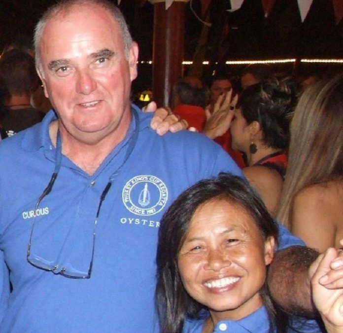 SLAIN MILLIONAIRE SCOT ALAN HOGG AND WIFE TO BE CREMATED IN THAILAND WITH JOINT FUNERAL TO BE HELD AT BUDDHIST SITE