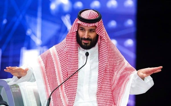 Saudi crown prince calls Khashoggi killing a 'heinous' crime. In a fiery and unwavering appearance Wednesday at an investment forum, Saudi Arabia's crown