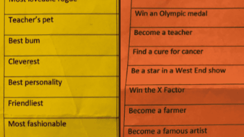 School Slammed By Parents Over 'Inappropriate' Award For 'Best Bum'