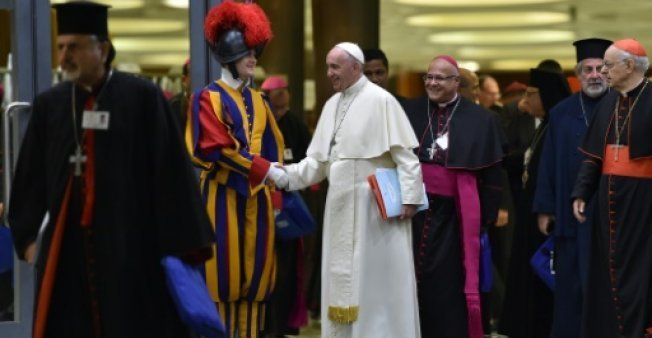 Sex: the elephant in the room at Vatican youth synod
