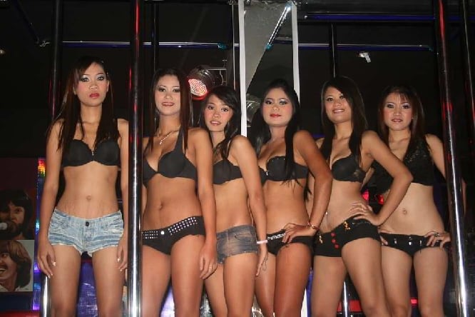 "Sex tourism in Pattaya: Is the party over? No chance. ""GOOD guys go to heaven, bad guys go to Pattaya"" are the words of a popular slogan"