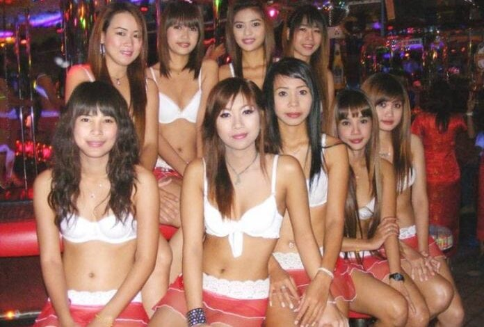 Sex tourism in Pattaya frustrates Thai government. With mascots dressed as smiling fish and a police rock band, Thai authorities launched