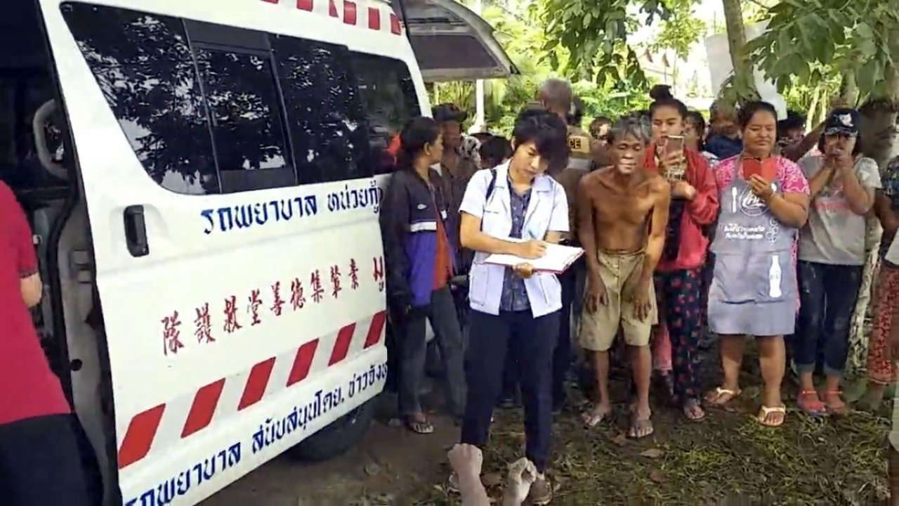 Surin man found drowned in village pond. A man was found drowned in a pond in Surin's Mueang district on Monday morning, local police