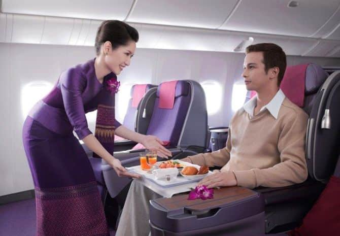 Thai Airways 'sorry' for dumping passengers out of First Class. The Thai Airways International president has apologised to two passengers forced to give