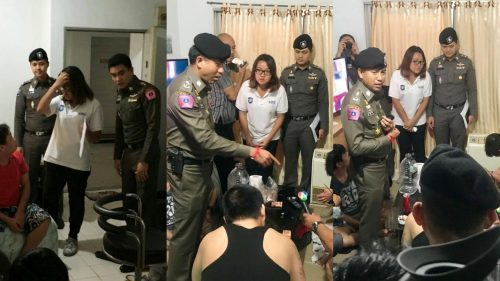 Thai Tourist Police Begin Crackdown On 200,000 Overstayers