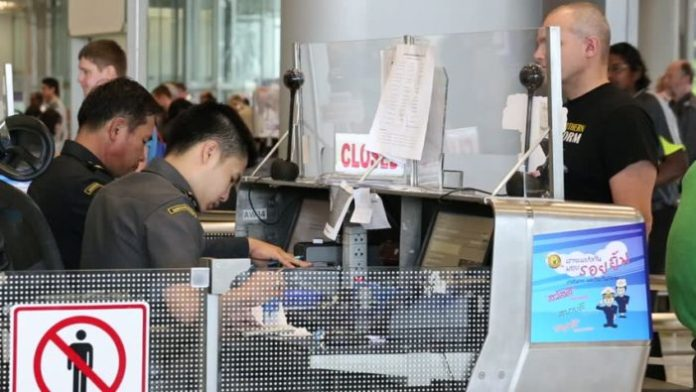 Thailand's Efforts to Expedite Immigration Lines. Thailand's Immigration police are stepping up efforts to prepare their personnel and procedures