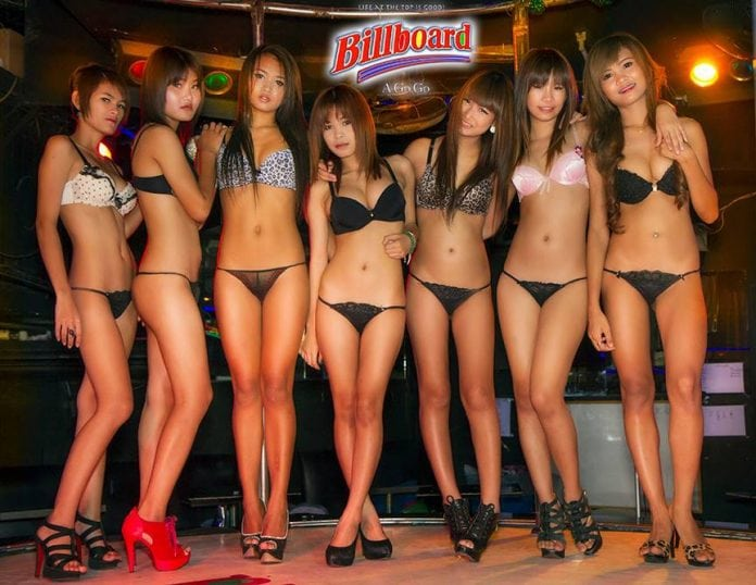 What Thailand's sex-trade crackdown means for sex workers. People flock from all over the world to watch the live show at Susie Wong's Go Go Bar