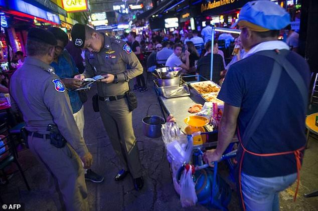 Thailand immigrant crackdown eyes 'dark-skinned people'. Allegedly aimed at busting visa abusers and illegal migrants, a Thai police operation called