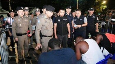 Thailand sets a one month deadline to arrest and deport all foreigners