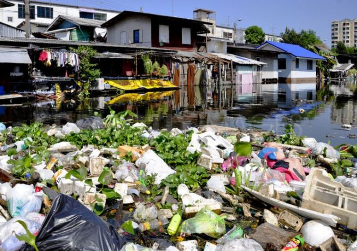 Thais blame 'foreigners' for all the trash and filth