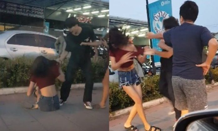 Video of thug punching woman in the face viewed by millions