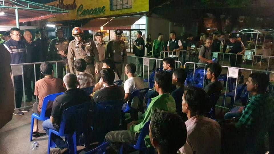 542 foreigners arrested in latest weekly crackdown