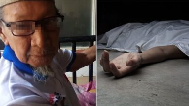 80yo Man Kills Wife By Slashing Her Neck With a Parang Because She Said No to Sex. Sigh, some people just won't take no for answer and for this case, it