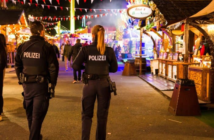 After migrant gang rape German police chief warns women
