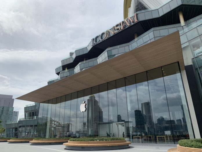 Apple's First Store in Thailand opens in Bangkok