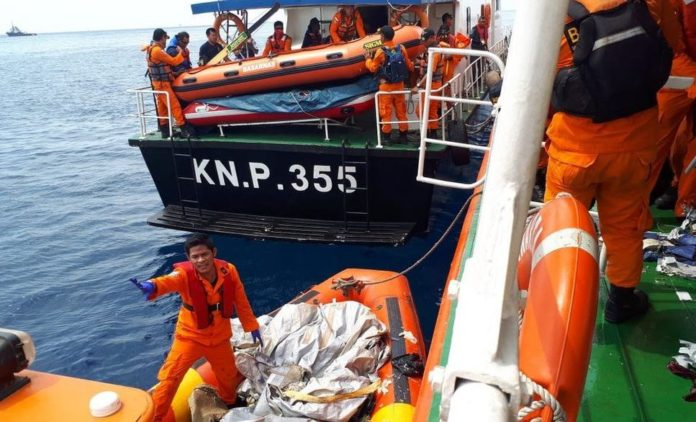 Bomb may have caused Lion Air crash – aviation expert