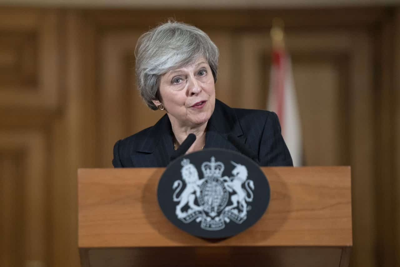 British PM bids to win over the public in Brexit deal battle. British Prime Minister Theresa May faced the public on Friday to defend her Brexit deal as