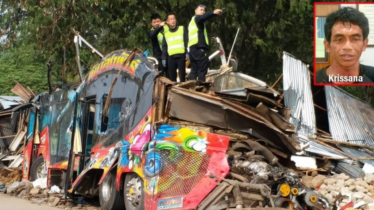 Bus driver gets four-year jail term over passenger deaths