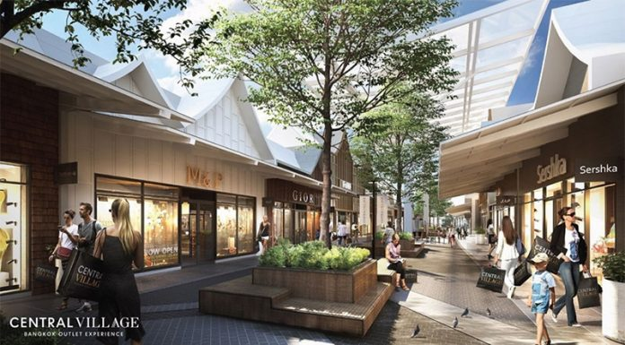 CENTRAL TO OPEN FIRST OUTLET STORES IN METRO BANGKOK