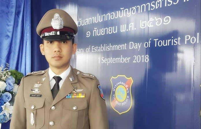 Chinese, English marine-safety signs go up in Pattaya