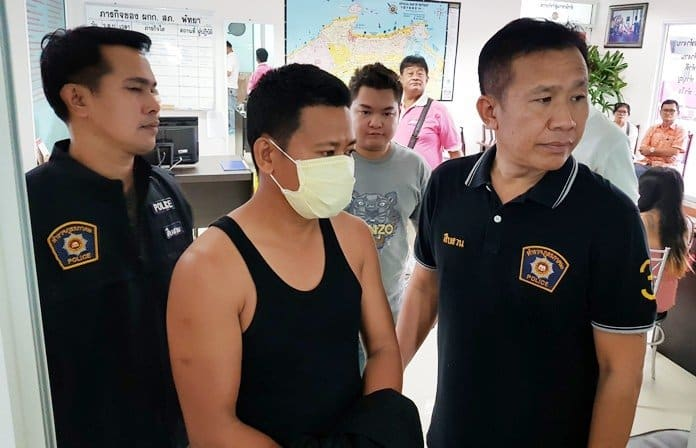Condo technician arrested for burglarizing resident. A Phetchabun man has been arrested for allegedly burglarizing a Chinese tourist's apartment.