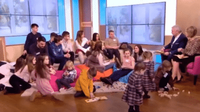 Couple With Britain's Largest Family Welcome Their 21st Child. Britain's largest family has just become even bigger than ever after the Radford family