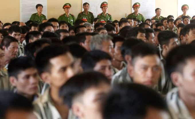 Death penalty in Vietnam, still the public's answer to social downfall