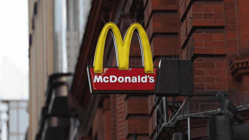 Drunk Man Pulls Trousers Down, Jumps On McDonald's Counter And 'Helicopters' Penis