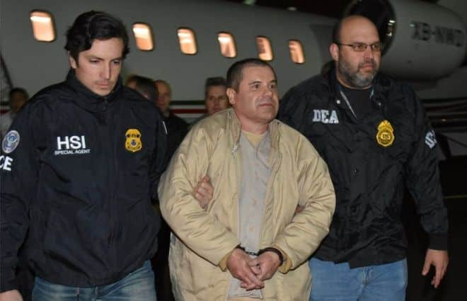 'El Chapo' Guzmán: Dozen jurors picked for drug trial. An autograph seeker and a Michael Jackson impersonator are among the