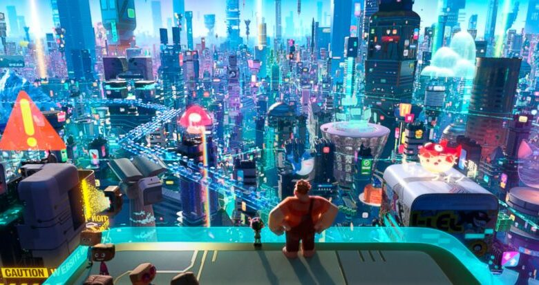 GAME NOT OVER IN 'RALPH BREAKS THE INTERNET'. In a battle between the internet and John C. Reilly, who among us wouldn't root for the latter?
