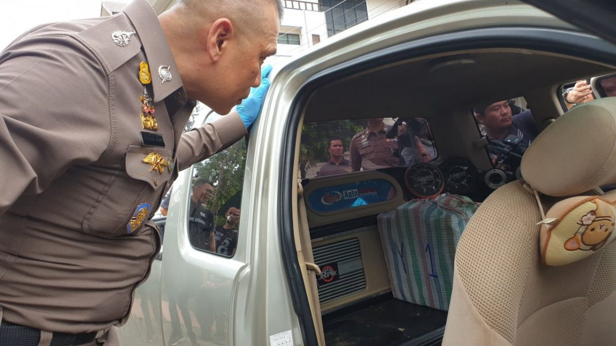 Hmong men arrested for allegedly transporting 'yaba'