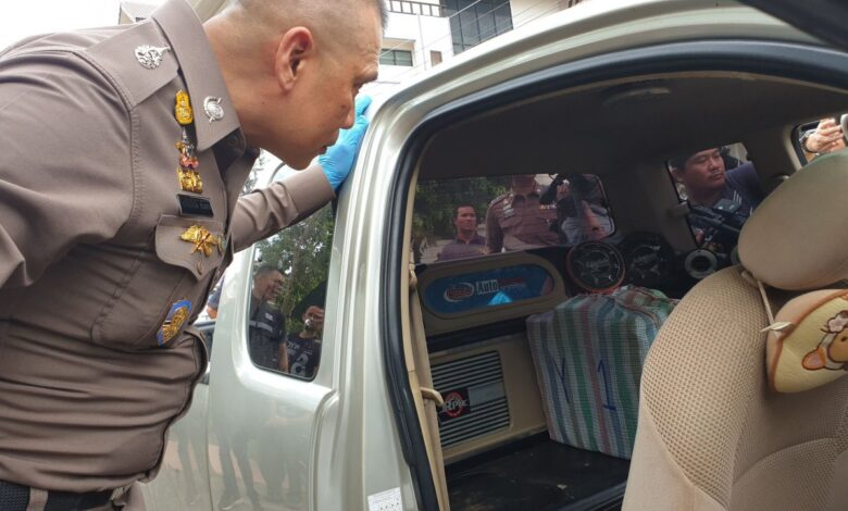 Hmong men arrested for allegedly transporting 'yaba'. Three Hmong men were arrested in the Sam Ngao district of Tak province allegedly along with
