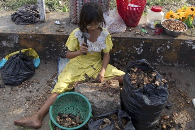 How many starving in Asia? 486 MILLION say UN. How many are starving in Asia? According to a new UN report the number has reached 486