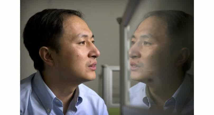 Investigation follows claims of first gene-edited babies. A Chinese scientist's attempt to produce the world's first gene-edited babies immune